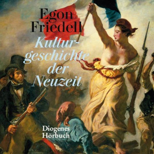 Kulturgeschichte der Neuzeit. CD.