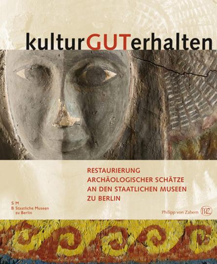 Kulturgut erhalten. Standards in der Restaurierungswissenschaft u. Denkmalpflege.