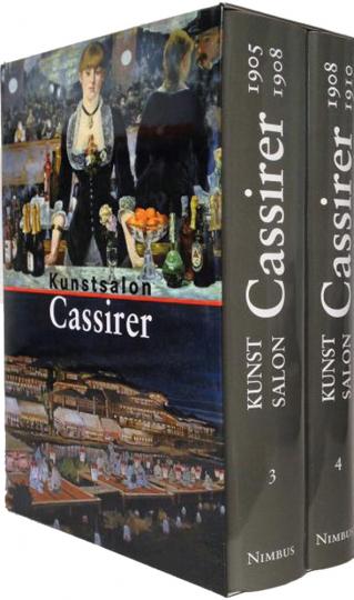 Kunstsalon Cassirer. »Den Sinnen ein magischer Rausch« und »Ganz eigenartige neue Werte«. Die Ausstellungen 1905-1910.