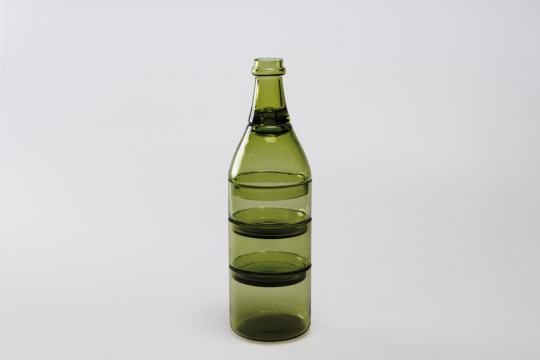 Aperitif-Set »L'Apéro«, grün.