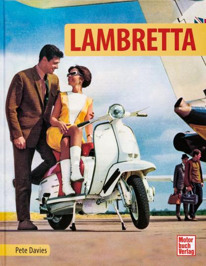 Lambretta. Vespas große Konkurrenten.