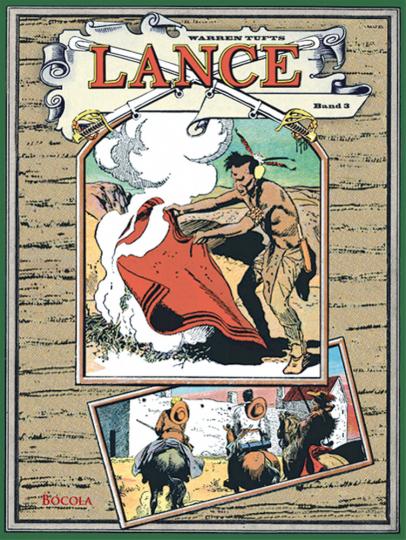 Lance Ein Western-Epos Band 3