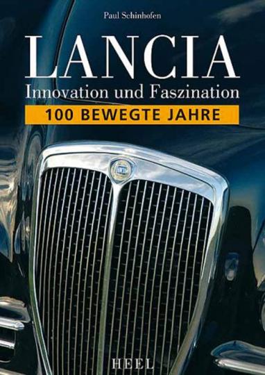 Lancia. Innovation und Faszination.