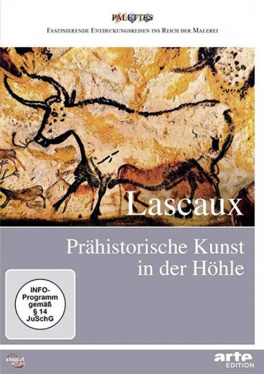 Lascaux. Prähistorische Kunst in der Höhle. DVD.