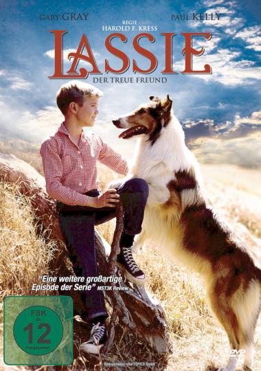 Lassie - Der treue Freund DVD