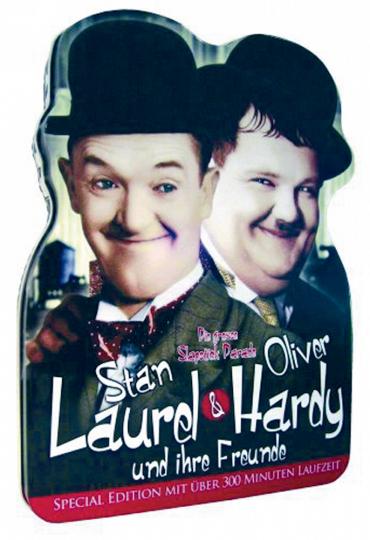 Laurel & Hardy & Freunde DVD