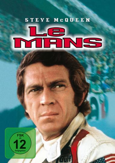 Le Mans. DVD.