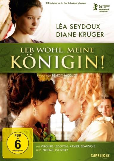 Leb wohl, meine Königin! DVD