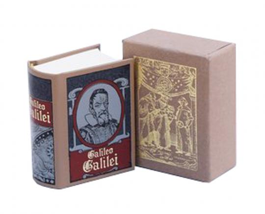 Leben und Werk - Leder-Mini-Ausgabe im Schmuckschuber