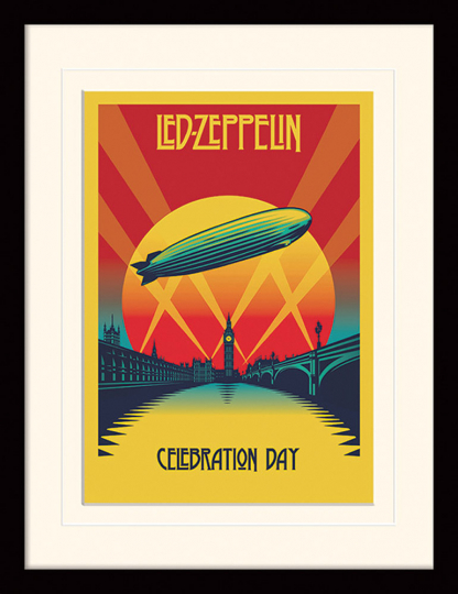 Led Zeppelin. Celebration Day.