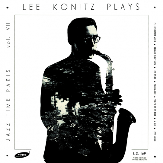 Lee Konitz Plays. CD.