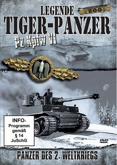 Legende Tiger-Panzer DVD