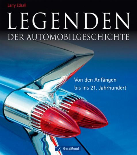 Legenden der Automobilgeschichte.