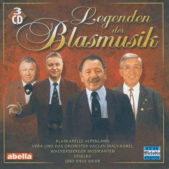 Legenden der Blasmusik - Folge 1 3 CDs