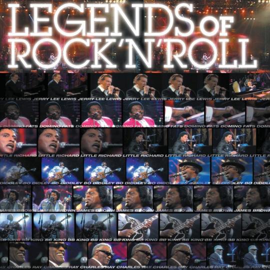 Legends of Rock 'n' Roll CD + DVD