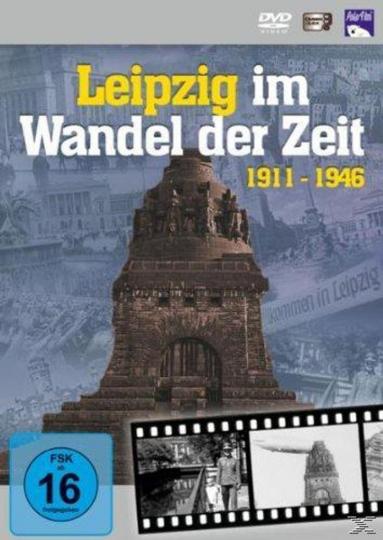 Leipzig im Wandel der Zeit DVD