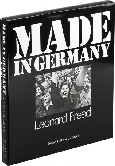Leonard Freed. Made in Germany.