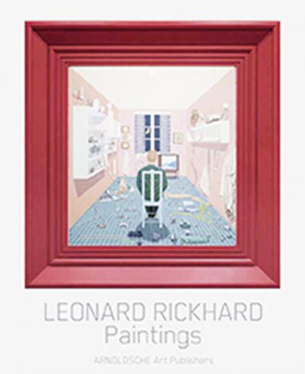 Leonard Rickhard. Gemälde. Paintings.