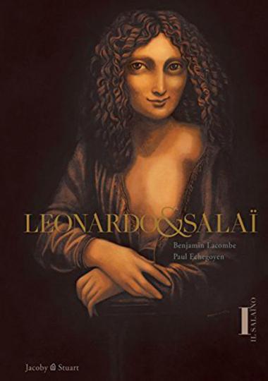 Leonardo & Salaï. Graphic Novel.