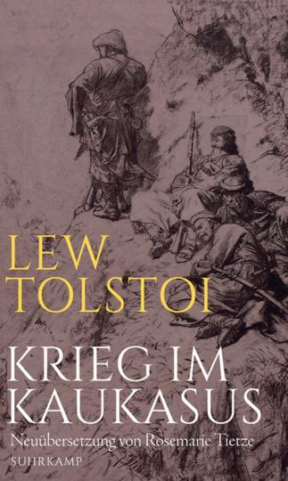 Lew Tolstoj. Krieg im Kaukasus. Die kaukasische Prosa.