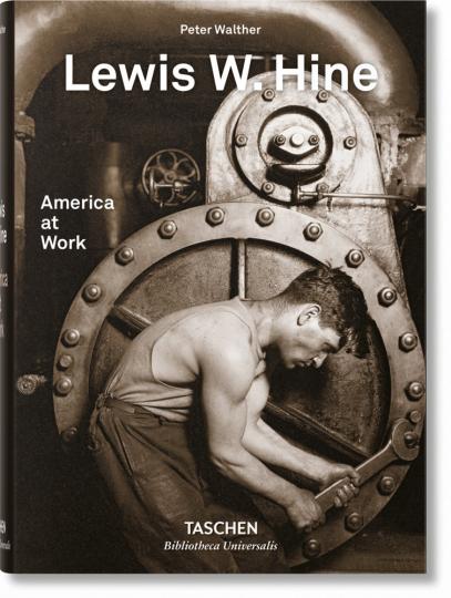 Lewis W. Hine. America at Work.