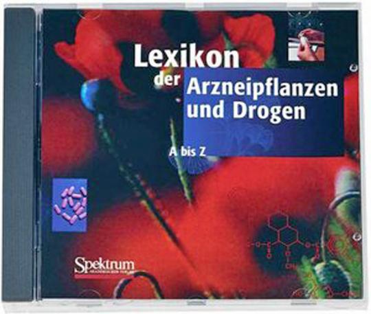 Lexikon der Arzneipflanzen und Drogen CD-ROM