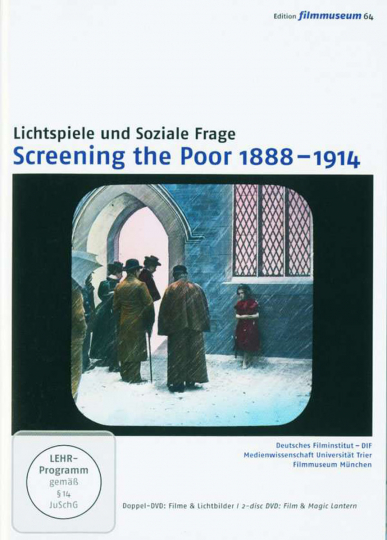 Lichtspiele und Soziale Frage 1888-1914 2 DVDs