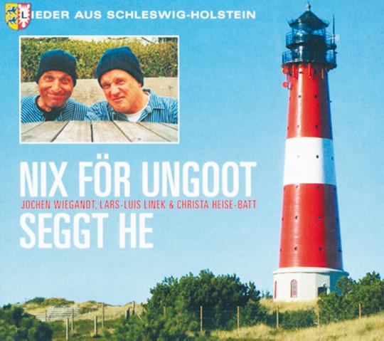 Lieder aus Schleswig Holstein, CD