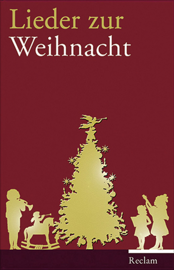 Lieder zur Weihnacht. Texte und Melodien.