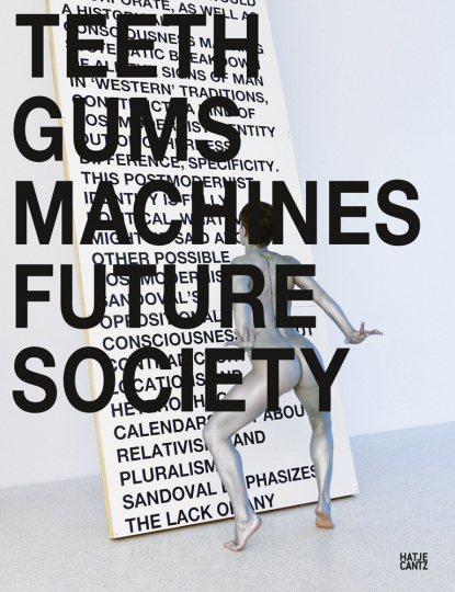 Lili Reynaud - Dewar. Teeth Gums Machines Future Society.