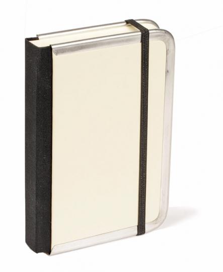 Liniertes Notizbuch »Companion« (vanille, klein).