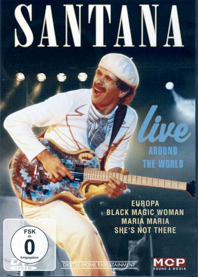 Live around the world DVD