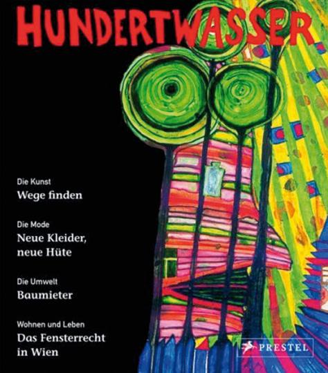 living_art: Friedensreich Hundertwasser.