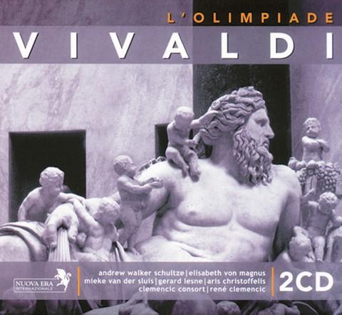 L' Olympiade 2 CDs