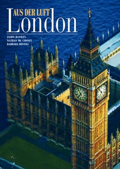 London aus der Luft