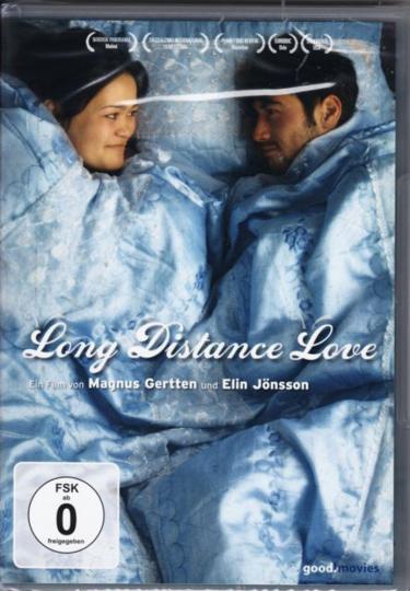 Long Distance Love. Dokumentation. DVD.
