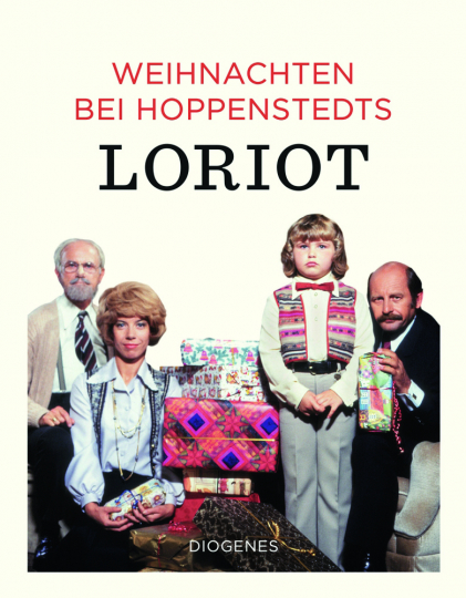 Loriot. Weihnachten bei Hoppenstedts.