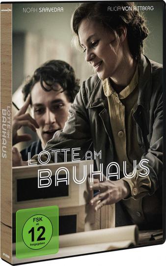 Lotte am Bauhaus DVD
