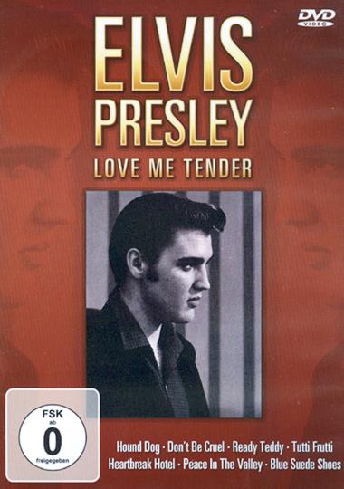 Elvis Presley - Love me tender DVD