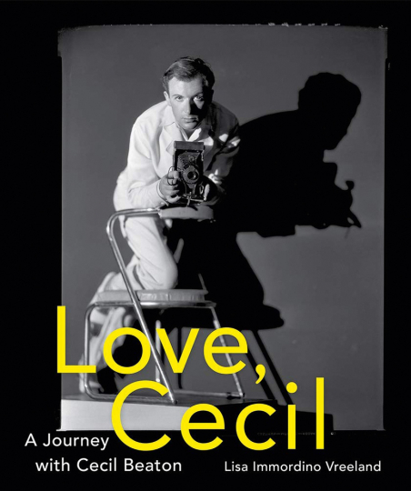 Love, Cecil. A Journey with Cecil Beaton. Eine Reise mit Cecil Beaton.