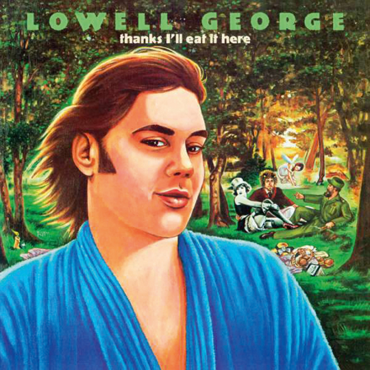 Lowell George. Thanks I'll Eat It Here (180g). LP.
