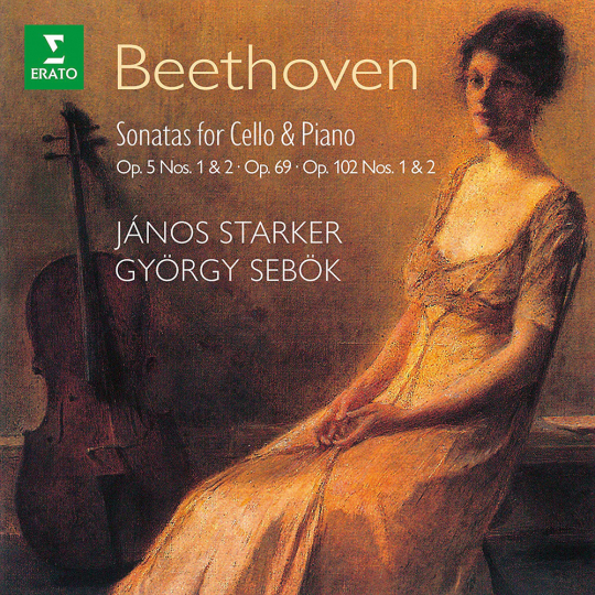Ludwig van Beethoven. Cellosonaten Nr.1-5. 2 CDs.