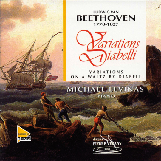 Ludwig van Beethoven. Diabelli-Variationen op. 120. CD.