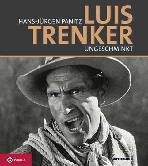 Luis Trenker - ungeschminkt. Bilder, Stationen und Begegnungen. Mit großer Filmografie und DVD »Sein letztes Interview«.