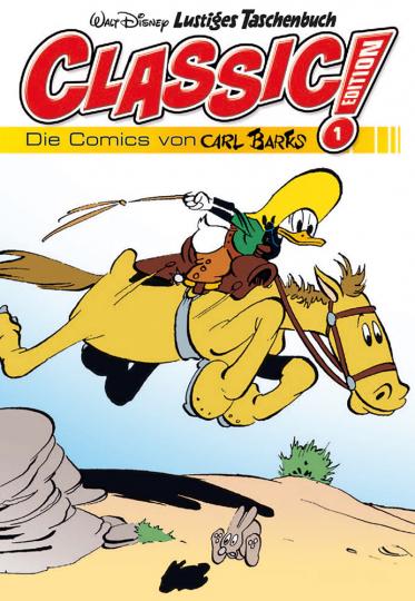 Lustiges Taschenbuch Classic Edition 01. Die Comics von Carl Barks.