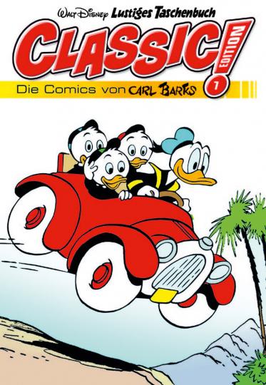 Lustiges Taschenbuch Classic Edition 07. Die Comics von Carl Barks.