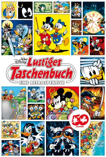 Lustiges Taschenbuch. 50 Jahre LTB - Eine Retrospektive.