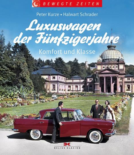Luxuswagen der Fünfzigerjahre. Komfort und Klasse.
