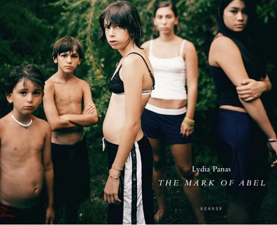 Lydia Panas. The Mark of Abel.