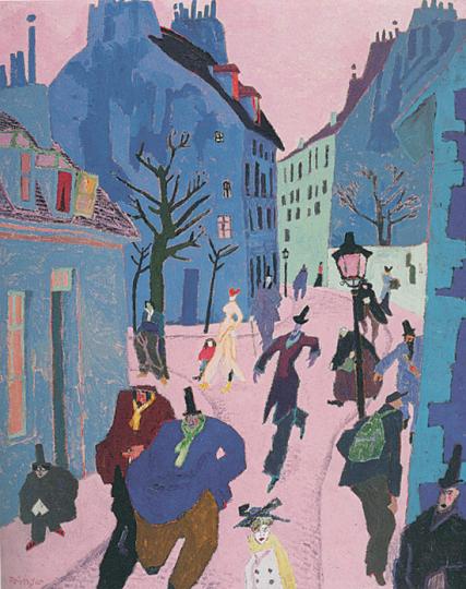 Lyonel Feininger - Menschenbilder. Eine unbekannte Welt